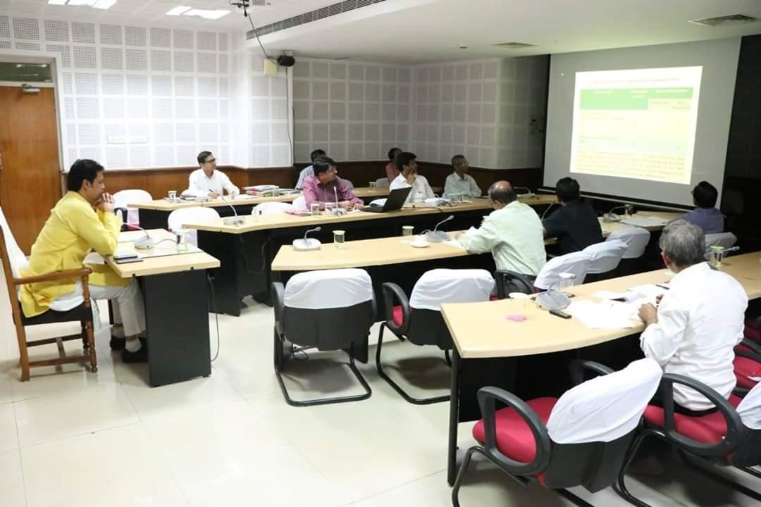 Honourable CM Meeting, TUDA